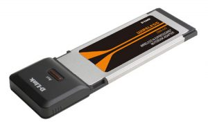 D-Link DWA-643 Xtreme N ExpressCard Adapter