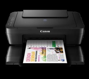 Máy in Canon PIXMA E410 (In phun màu đa năng)