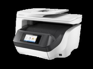 Máy in All in One HP Officejet Pro 8730 (D9L20A)
